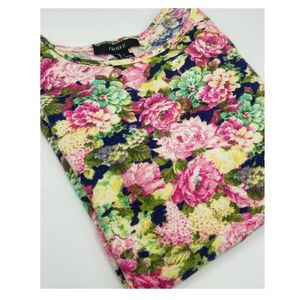 Forever 21 - Floral Long Sleeve